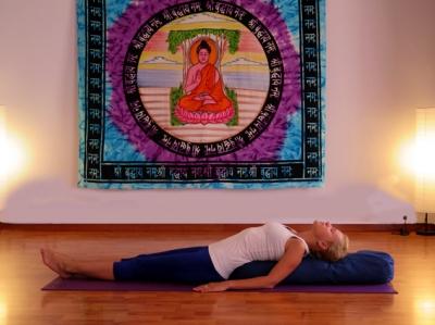 Yoga para columna vertebral