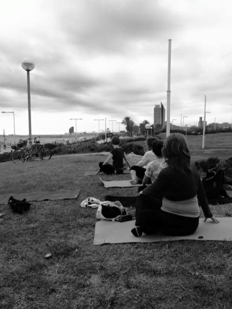 yoga & playa