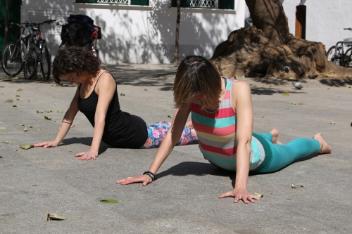 Yin Yoga Poblenou Barcelona
