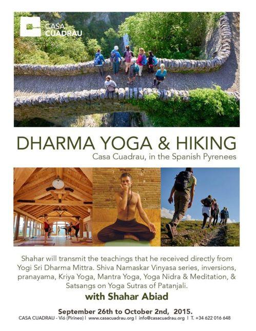 Casa Cuadrau Yoga Retreat Pyrenees