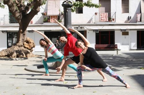 Yang Yoga Poblenou
