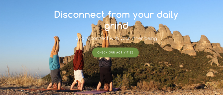 Day Tours of Yoga and Nature in Catalonia and Spain