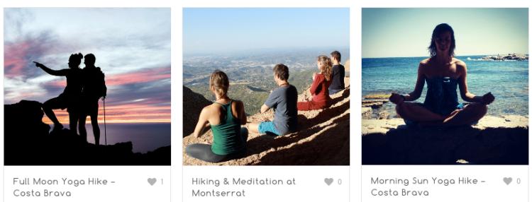 Om Yoga Nature Actividades - Costa Brava & Montserrat