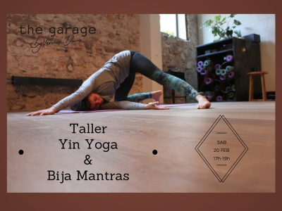 Clase de Yin Yoga & Bija Mantras