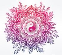 Yin Yang Flowers